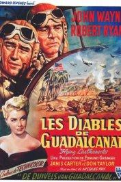 background picture for movie Les diables de Guadalcanal