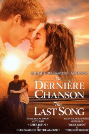 background picture for movie The last song