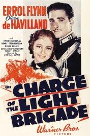 background picture for movie La charge de la brigade légère