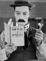 Photo dernier film Buster Keaton
