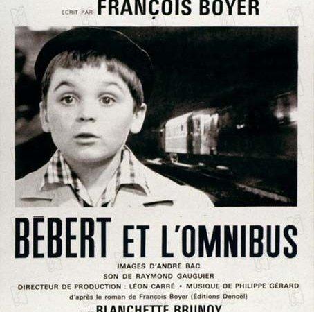 Photo du film : Bebert et l'omnibus