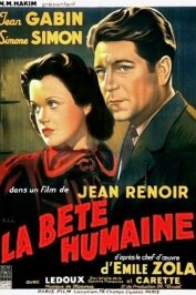 background picture for movie La bete humaine