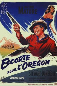 Affiche du film : Escorte pour l'oregon