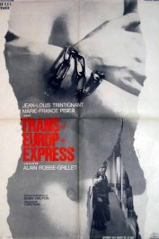 background picture for movie Trans europ express