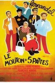 background picture for movie Le mouton a cinq pattes