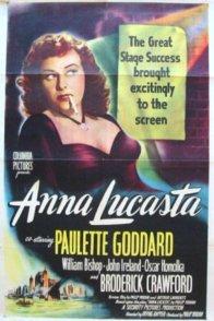Affiche du film : Anna lucasta