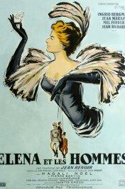 Affiche du film Elena et les hommes