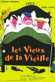 background picture for movie Les vieux de la vieille