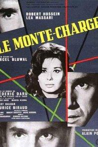 Affiche du film : Le monte charge