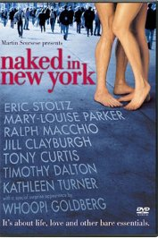 background picture for movie Naked in new york