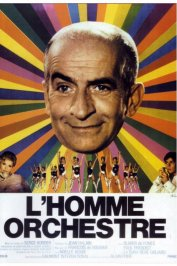 background picture for movie L'homme orchestre