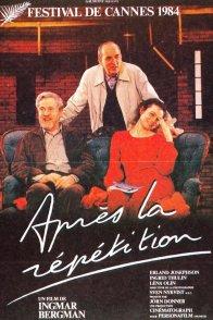Affiche du film : Après la répétition