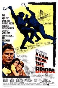 Affiche du film : Vu du pont