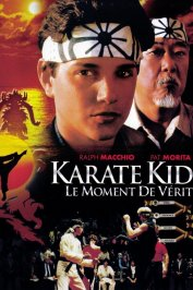 background picture for movie Karate kid, le moment de vérité
