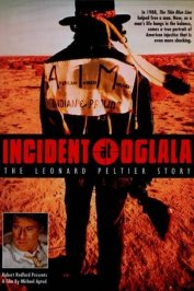 background picture for movie Incident a oglala
