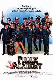 background picture for movie Police academy