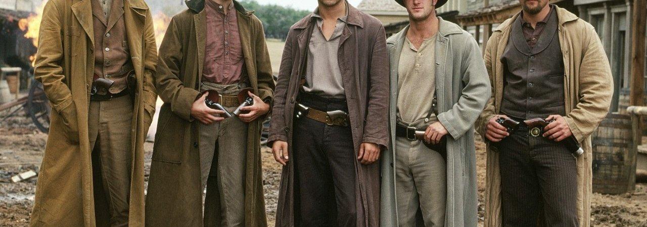 Photo du film : American outlaws