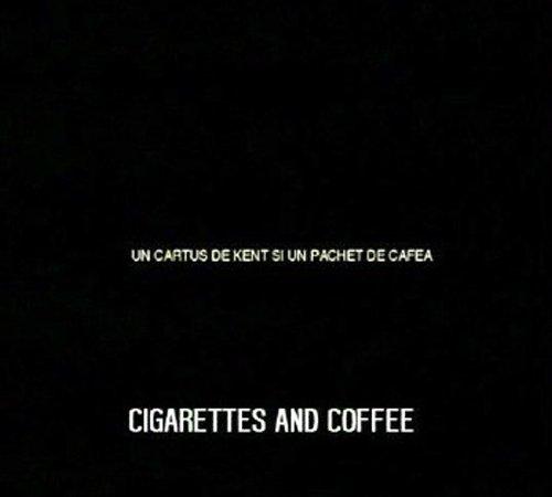 Photo du film : Cigarettes And Coffee