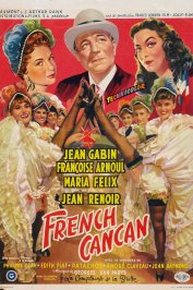 background picture for movie French cancan