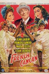 Affiche du film : French cancan