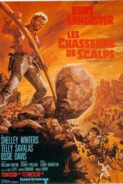 background picture for movie Les chasseurs de scalps