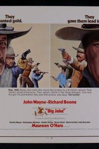 Affiche du film : Big jake