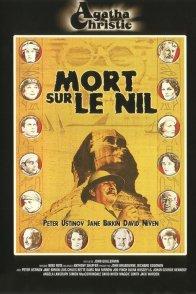 Affiche du film : Mort sur le nil