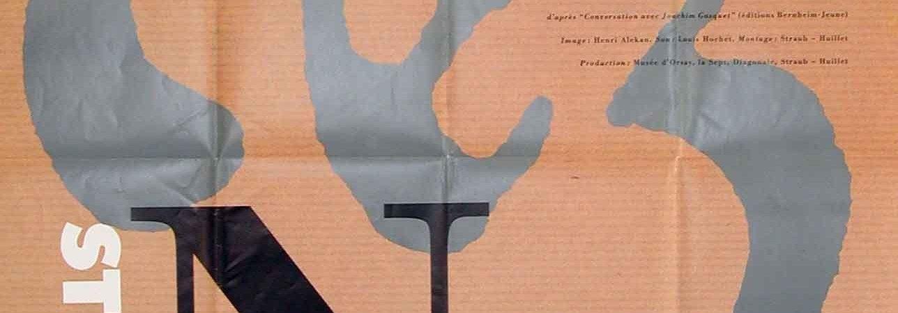 Photo du film : Cezanne