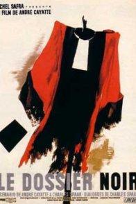 Affiche du film : Le dossier noir