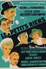 Affiche du film : Les petits riens