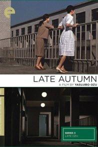 Affiche du film : Fin d'automne