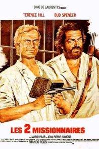 Affiche du film : Les deux missionnaires