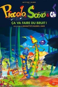 Affiche du film : Piccolo, Saxo et compagnie