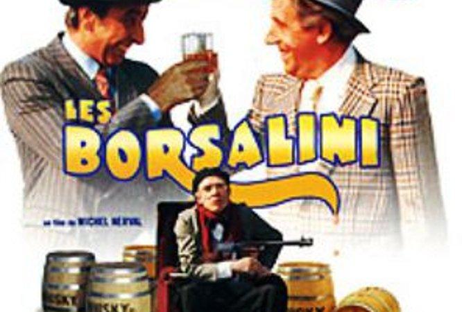 Photo du film : Les borsalini