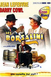 background picture for movie Les borsalini