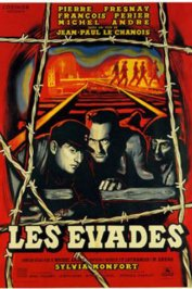 background picture for movie Les evades