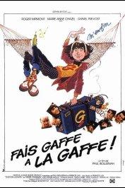 background picture for movie Fais gaffe à la gaffe