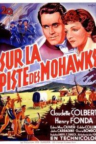 Affiche du film : Sur la piste des Mohawks