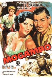 background picture for movie Mogambo