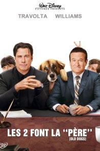 Affiche du film : Old dogs