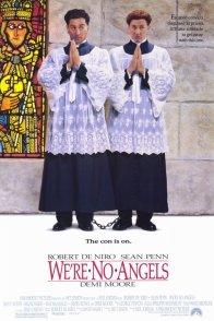 Affiche du film : Nous ne sommes pas des anges