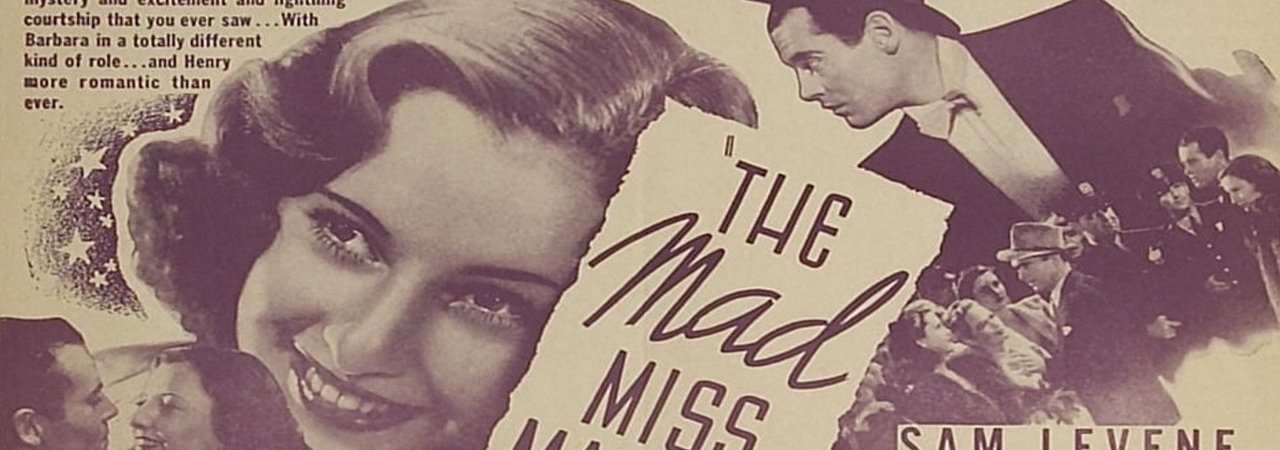 Photo du film : Miss manton est folle