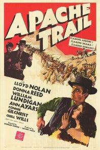 Affiche du film : Apache trail