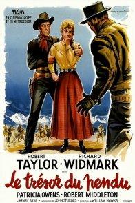 Affiche du film : Le tresor du pendu
