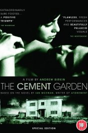 background picture for movie Cement garden