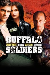 background picture for movie Buffalo soldiers