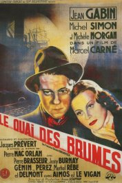 background picture for movie Quai des brumes