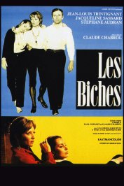 background picture for movie Les biches
