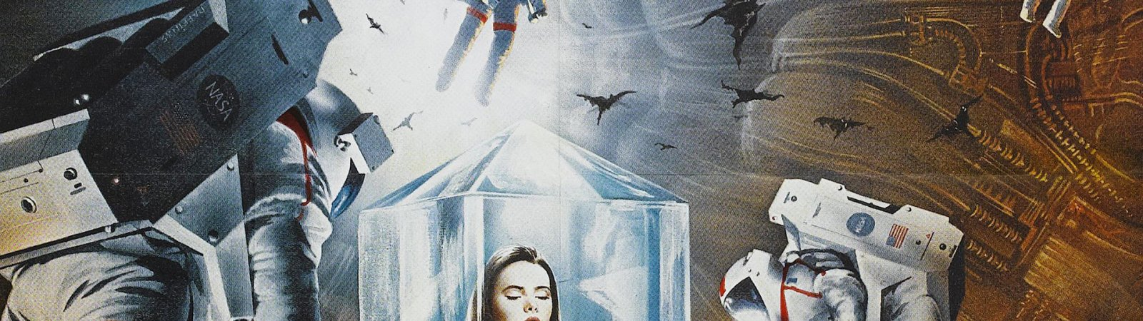 Photo du film : Lifeforce