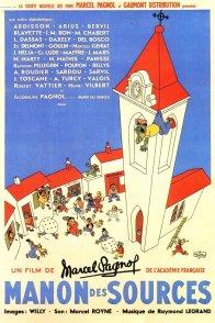 Affiche du film : Manon des sources